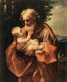 Painting by Guido Reni, c.1635