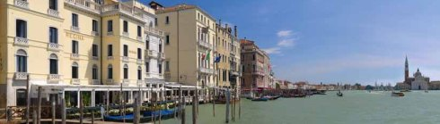 Now known as the Europa & Regina, Venice
