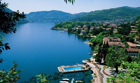 Villa D'Este website