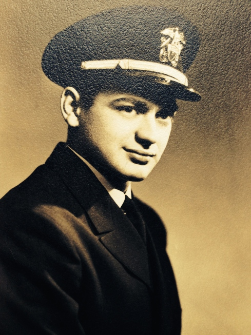Bill Capraro, US NAVY