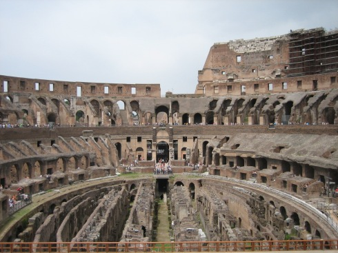 Coliseum - blogginginitaly.com