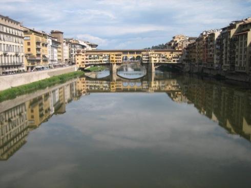 Ponte Vecchio - blogginginitaly.com