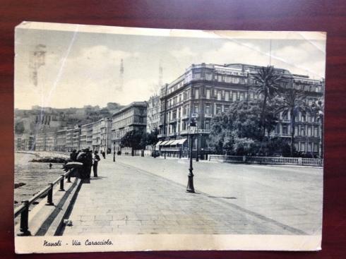 Napoli  1935- Via Caracciolo