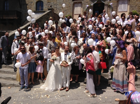 Wedding Cortona, Blogginginitaly.com