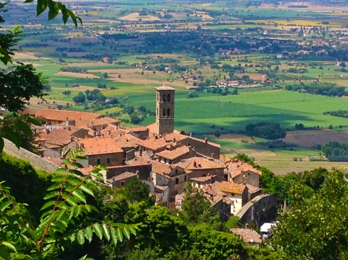 Cortona - ©Blogginginitaly.com