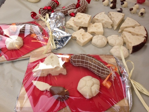Various cheeses or a antipasto platter ©Blogginginitaly.com