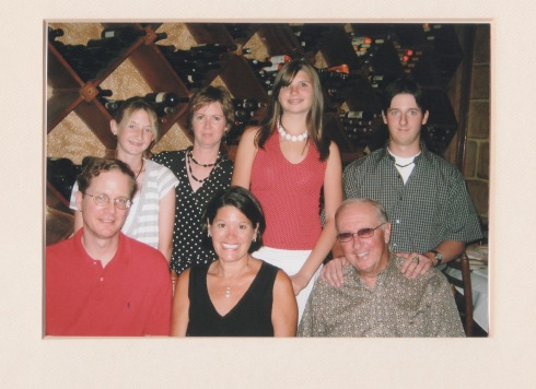 Len's BD, a few years ago!