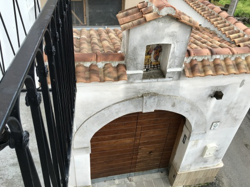 Street door©Blogginginitaly.com