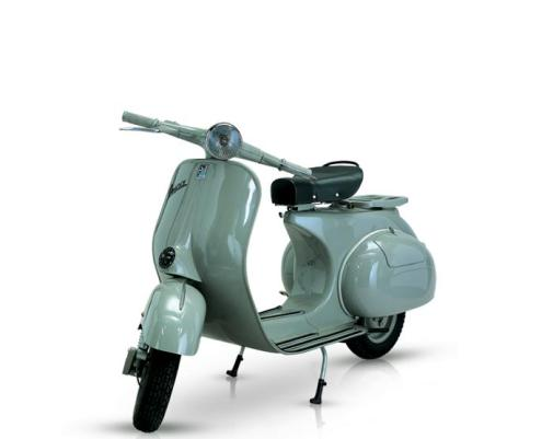 Vespa.com Vespa 125 (VNA)- 1958