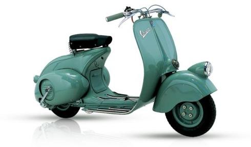 Vespa.com 1946 Original Vespa