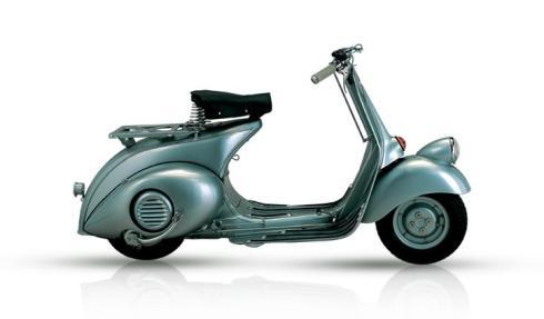 Vespa.com Vespa 98 II Seire-1947-1948