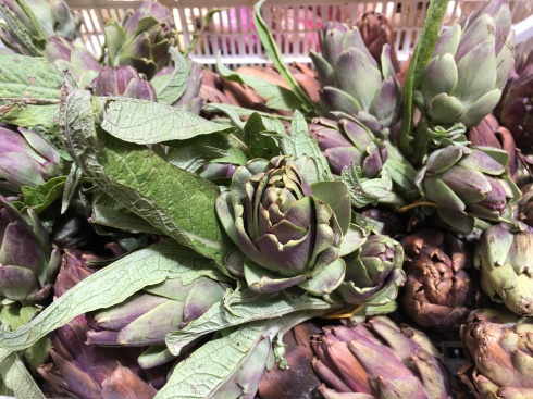Cortona market ©Blogginginitaly.com